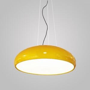 Подвесной светильник Azzardo lp 9001-l yellow Ragazza