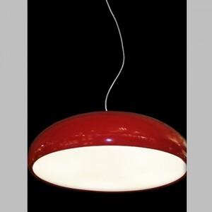Подвесной светильник Azzardo lp 9001-l red Ragazza