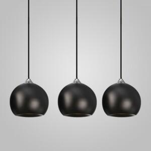 Подвесной светильник Azzardo fh5953-aca-120 black Gulia