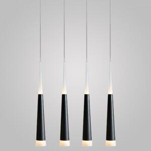 Подвесной светильник Azzardo lp9003-4-black Brina