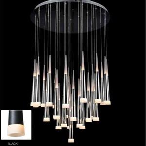 Подвесной светильник Azzardo lp9003-31-black Brina
