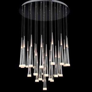 Подвесной светильник Azzardo lp9003-31-chrome Brina