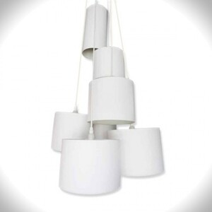 Подвесной светильник Azzardo pl_14001_white Solvig