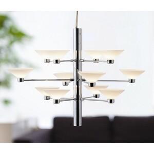Современная люстра  Herstal Sky 12 chandelier 16655120120