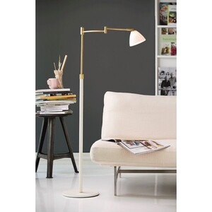 Торшер New swing dove floor lamp 14051050420