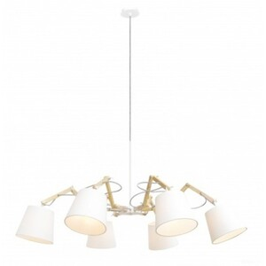 Люстра ARTE Lamp A5703LM-6WH