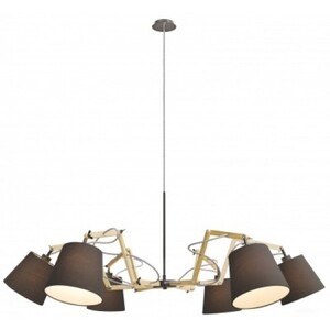 Люстра ARTE Lamp A5703LM-6BK