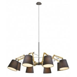 Люстра ARTE Lamp A5700LM-8BK