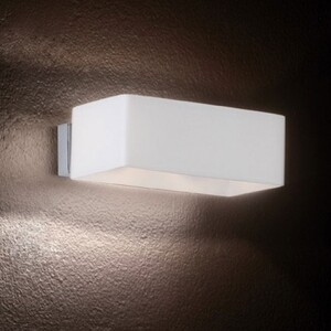 Бра Ideal Lux BOX AP2 BIANCO 09537