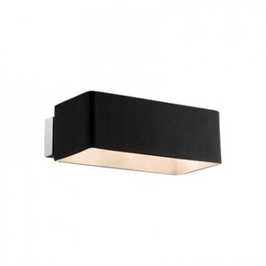 Бра Ideal Lux BOX AP2 NERO 09513