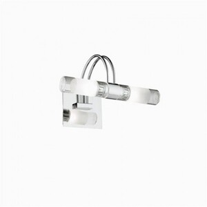 Бра Ideal Lux DOUBLE AP2 CROMO 08851