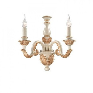 Бра Ideal Lux GIGLIO ORO AP2 75280