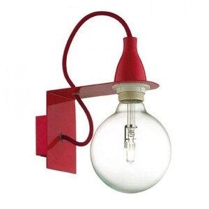 Бра Ideal Lux MINIMAL AP1 ROSSO 45221