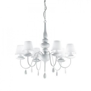 Люстра Ideal Lux BLANCHE SP6 35581