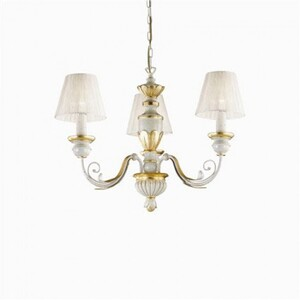 Люстра Ideal Lux FLORA SP3 52656