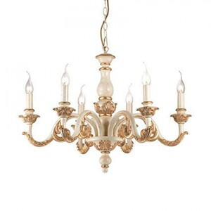 Люстра Ideal Lux GIGLIO ORO SP6 75327