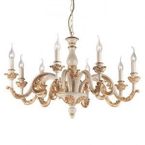 Люстра Ideal Lux GIGLIO ORO SP8 75341