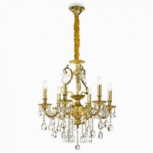 Люстра Ideal Lux GIOCONDA SP6 ORO 60507