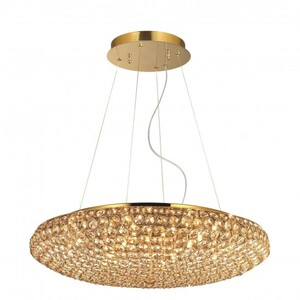Люстра Ideal Lux KING SP7 ORO 87986