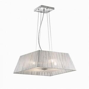 Подвесной светильник Ideal Lux MISSOURI SP4 ARGENTO 35932