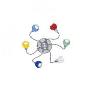 Люстра Ideal Lux TENDER PL6 COLOR 06550