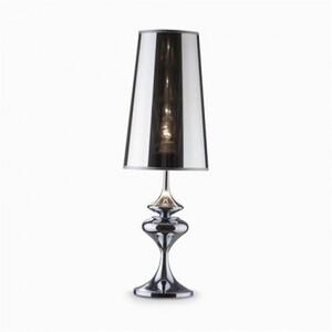 Настольная лампа Ideal Lux ALFIERE TL1 BIG CROMO 32436