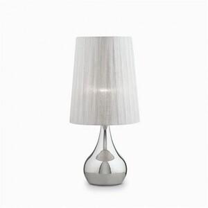 Настольная лампа Ideal Lux ETERNITY TL1 BIG ARGENTO 36007