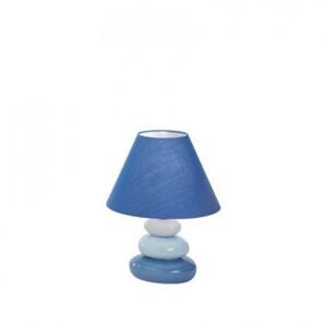 Настольная лампа Ideal Lux K2 TL1 BLU 35031