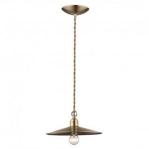 Подвесной светильник Ideal Lux CANTINA SP1 BRUNITO 89768