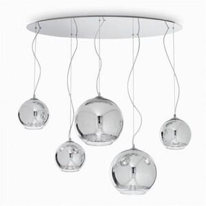 Подвесной светильник Ideal Lux DISCOVERY SP5 59655