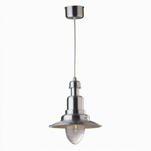 Подвесной светильник Ideal Lux FIORDI SP1 SMALL ALLUMINIO 22802