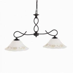 Подвесной светильник Ideal Lux FOGLIA BI2 SMALL 21416