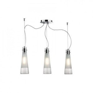 Подвесной светильник Ideal Lux KUKY CLEAR SP3 33952
