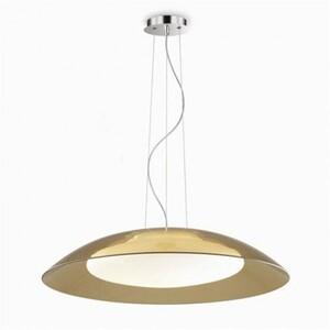 Подвесной светильник Ideal Lux LENA SP3 D64 MARRONE 66608