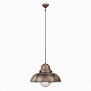Подвесной светильник Ideal Lux SAILOR SP1 D43 BRUNITO 25285