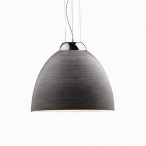 Подвесной светильник Ideal Lux TOLOMEO SP1 D40 GRIGIO 01821