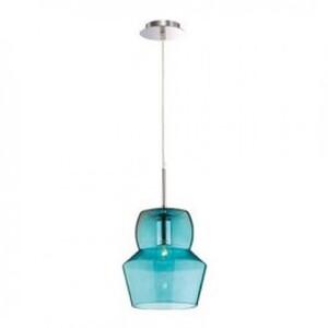 Подвесной светильник Ideal Lux ZENO SP1 AZZURRO 88969