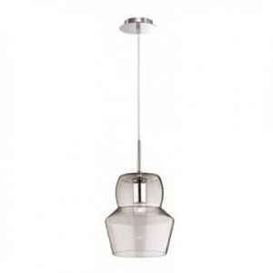 Подвесной светильник Ideal Lux ZENO SP1 TRASPARENTE 88921