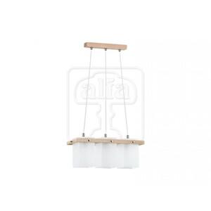 Многоламповый подвесной светильник ALFA 1037