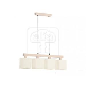 Многоламповый подвесной светильник ALFA 10044
