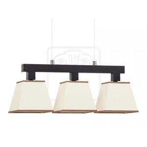 Многоламповый подвесной светильник ALFA 13483