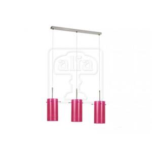 Многоламповый подвесной светильник ALFA 13723
