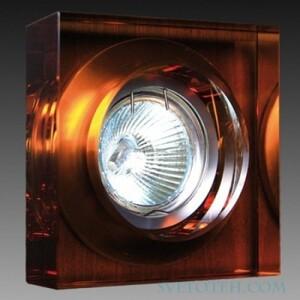 Встраиваемый светильник Maxlight 9916 AMBER