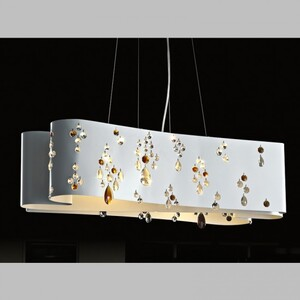 Подвесной светильник Illuminati Pioggia MD 1100354-4A