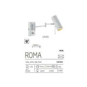 Спот Markslojd Roma 105301