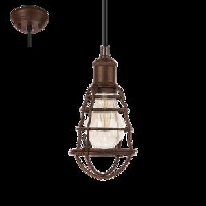 Подвесной светильник Eglo 49809 Port seton