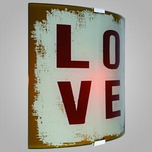Настенно-потолочный светильник Markslojd Love 104891