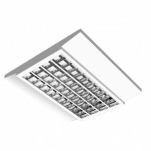 Растровый светильник Lug Lugclassic Pyramid T5 N/T  - 2080