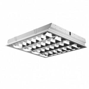 Растровый светильник Lug Lugclassic T8 625X625 P/T PAR - 1152