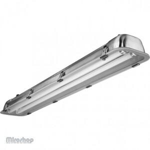 Промышленный светильник Lug Atlantyk Steel 2x36 - 2480